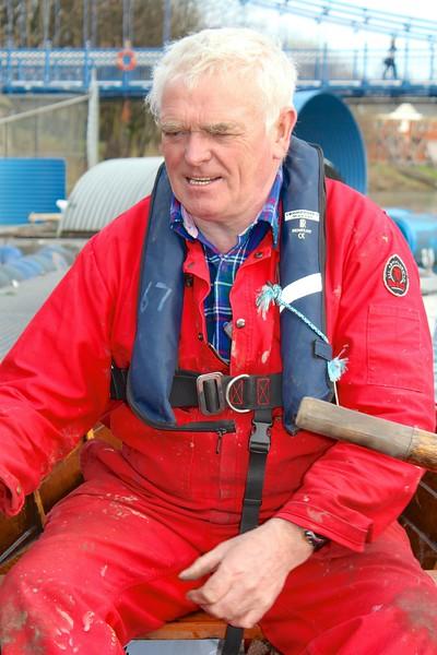 George Parsonage MBE 2