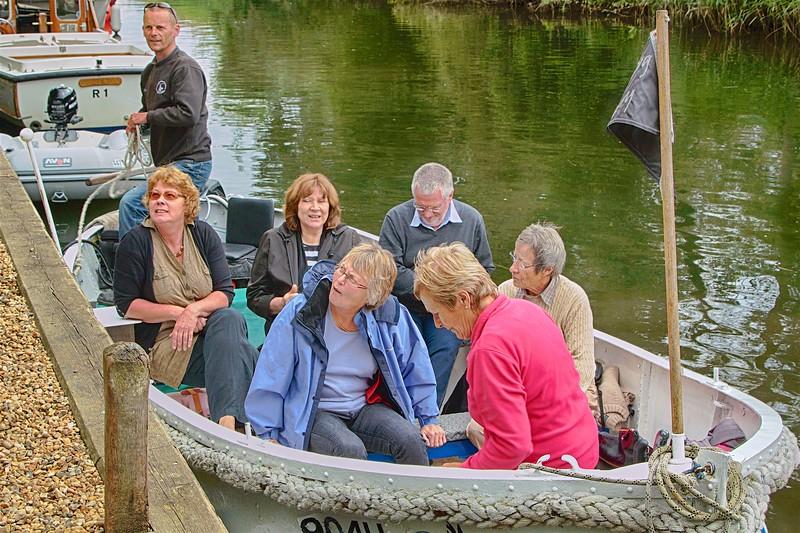 Broads Boating 4