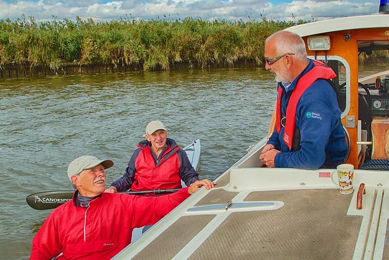 Broads Boating 3