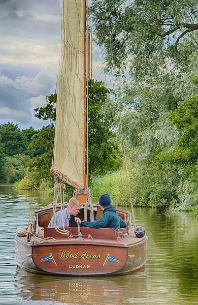 Broads Boating 2