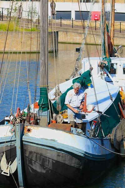 Dutch Barging