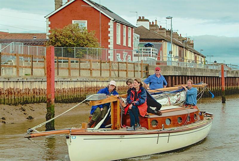 Broads Boating 5