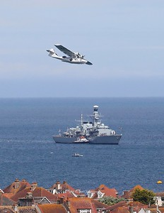 Catalina seaplane