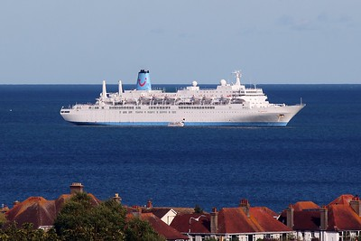 Thomson Spirit in Torbay