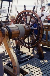 Bounty Wheel Assembly After Restoration