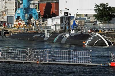 USN Submarine