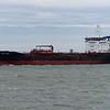 MV Mona Swan at Calshot