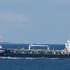 MV Whitchampion an Isle of Man flagged oil priuducts tanker makes her wy into Poole harbour