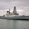 HMS Daring  type 42 destroyer