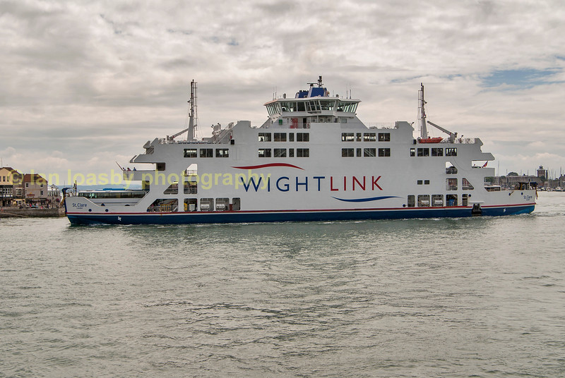 WrightLink isle of wright ferry,