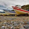 Cromer crab boats