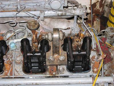10.25.05 Engine Refit