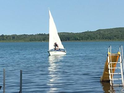 1959 O'Day Day Sailer