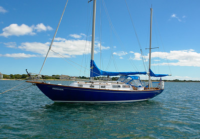 "1969 Allied Seabreeze 35 ""Parousia"""
