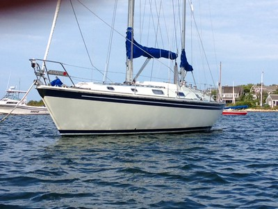 1983 Westerly Sealord 39