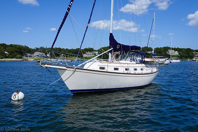 1992 Island Packet 32 Cutter