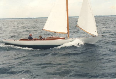 1996 Buzzard's Bay 25