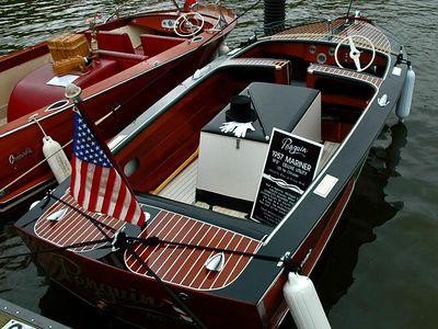 2005 Antique & Classic Boat Show I