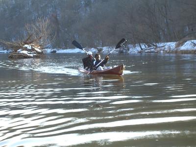 2005 - Sherieff Canoe