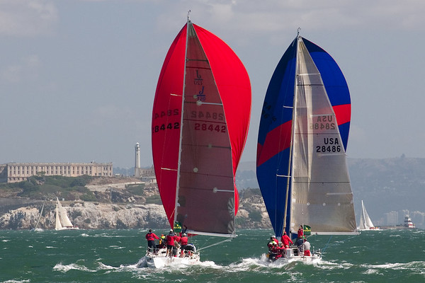 2006 Rolex Big Boat Series - San Francisco
