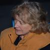 A quizzical-looking Rita O'Dowd.