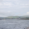 'Rapport' and 'Besie' entering Dingle in the company of 'Funghi' sightseeing craft.