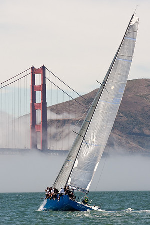 2009 Rolex Big Boat Series - San Francisco