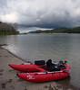 At San Pablo Reservoir for maiden voyage.