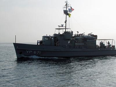 """YP-671 """"Manatra"""
