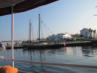 The Roseway is a two-masted, 137-foot schooner. It is an original tall ship, constructed in Essex, Mass. in 1925 and rehabilitated in 2002. The ship is the country's last sailing pilot schooner and is a National Historic Landmark. Owned by the World Ocean School, it is now used as a training vessel for young people, making trips to the Virgin Islands to the Northeast every year.