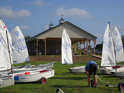 We have and will continue to host many different types of dingy sailing events (Comet North Americans, Penguin Internationals, Junior Olympics).  If you would like CRYC to host your dingy event, contact the Commodore.  We also have enough room to provide camping.