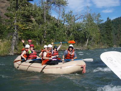 2010 - Tieton Rafting