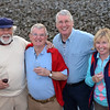 John Ryan (Rapport), Pat O'Sullivan (Mayor, Ballinasloe Town), Shay Geraghty (This Way Up), Breda Ryan (Rapport).