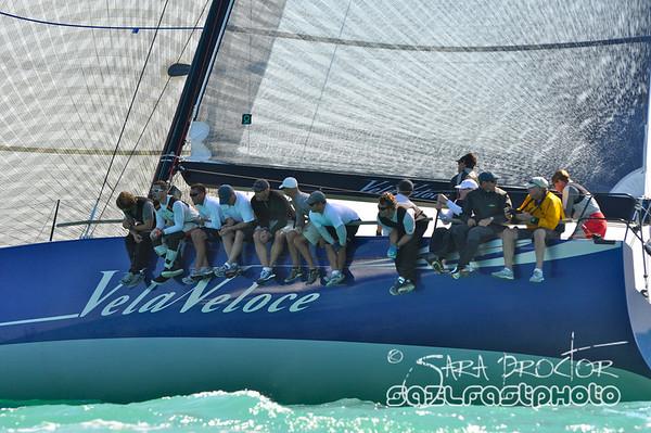 2011 Key West Race Week, Vela Veloce