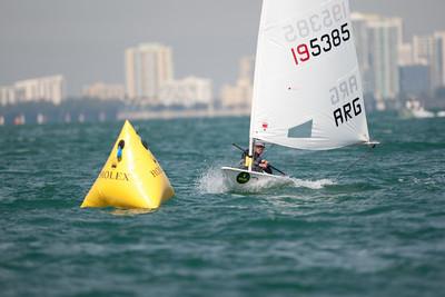 2011 Laser at Rolex Miami OCR