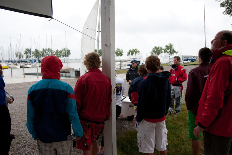 2011 Sandusky Sailing Club Junior Olympics