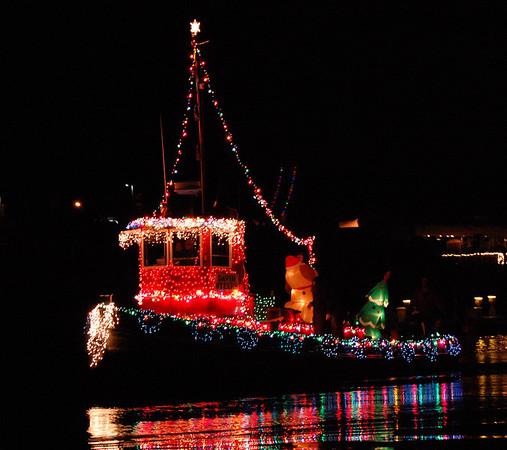 2011 Stamford Boat Parade