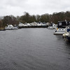 """Maddens Marina, Portumna on Wednesday, 4th January 2012, circa 15.45.  Spent two days onboard """"Arthur"""" and took the following photos just before deparrting the marina this afternoon.<br /> <br /> It was hugely comforting to encounter both John and David Madden in the marina on Tuesday and Wednesay.where they were regularly checking the boats that were still in the water and taking cognisance of warps (ropes to some!)."""