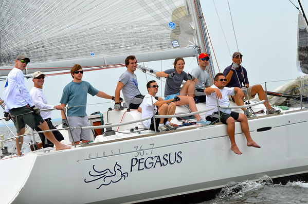 2012 CBYRA Annapolis Race Week