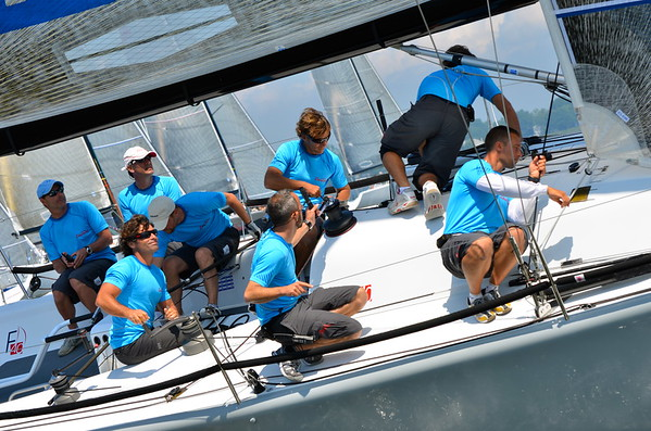 2012 Farr 40 East Coast Championship, Circuit Event #3