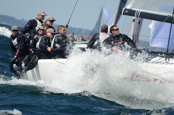 2012 Melges 32 Pre-World Championship