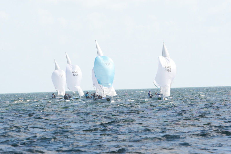 2012 RMOCR - Mens Double Handed Dinghy