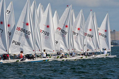 2012 RMOCR - Mens Single Handed Dinghy