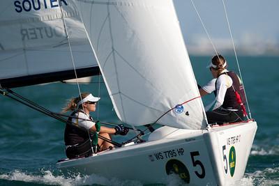 2012 RMOCR - Womens Keel Boat