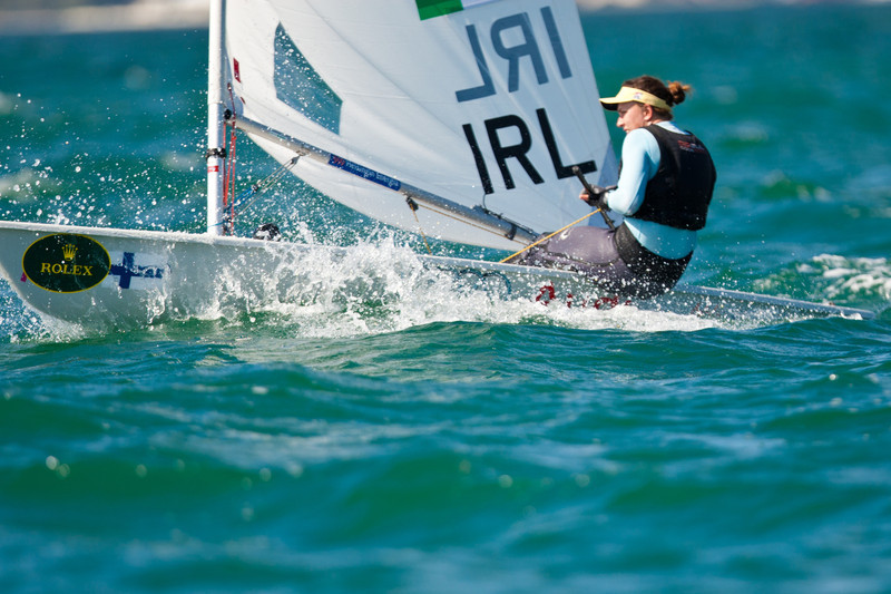 2012 RMOCR - Womens Single Handed Dinghy