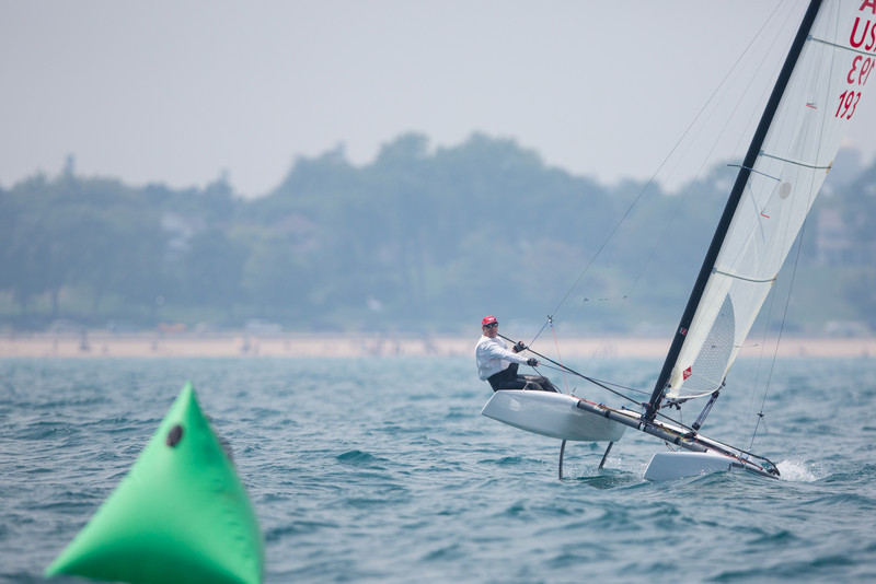 2012 Racine Yacht Club Catamaran Regatta