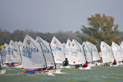 2012 Team FOR Invitational Regatta