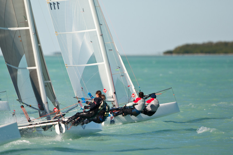 2012 Tradewinds Catamaran Regatta