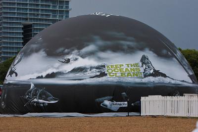 2012 Volvo Ocean Race Miami
