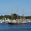 S/V Denis Sullivan, Schooner- Wisconsin's official flagship. Only replica of a 19th century three-master Great Lakes Schooner In the world.